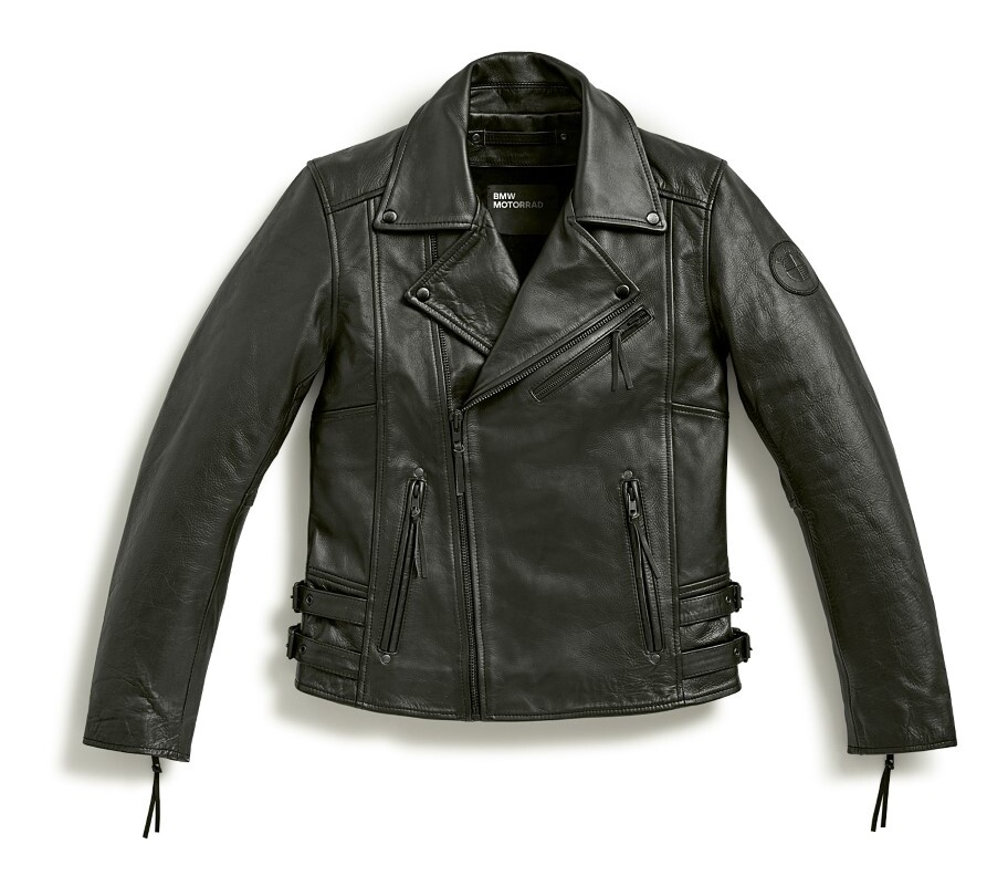 BMW Heritage Collection Flat Twin Leather Jacket